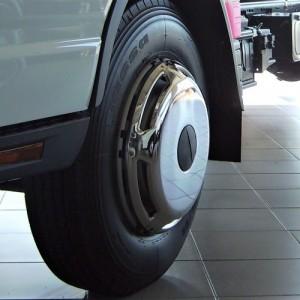 TRUCK PARTS & ACCESSORIES - WHEEL COVERS