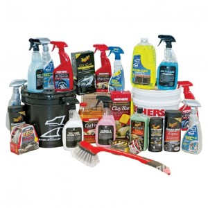 CAR COSMETICS & CLEANING PRODUCTS