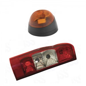 LIGHT COMMERCIAL PARTS & ACCESSORIES - REAR STOP LAMPS