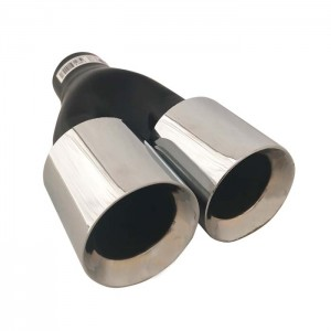 EXHAUST & EXHAUST TIPS