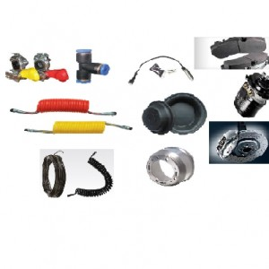 TRUCK PARTS & ACCESSORIES - AIR HOSE - BRAKE SYSTEMS