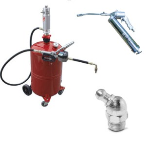 GREASE LUBRICATION EQUIPMENT