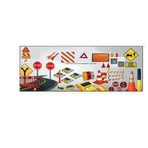 TRUCK PARTS & ACCESSORIES - REFLECTOR & TRAFFIC EQUIPMENT