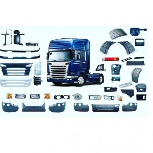 TRUCK PARTS & ACCESSORIES - TRUCK BODY PARTS